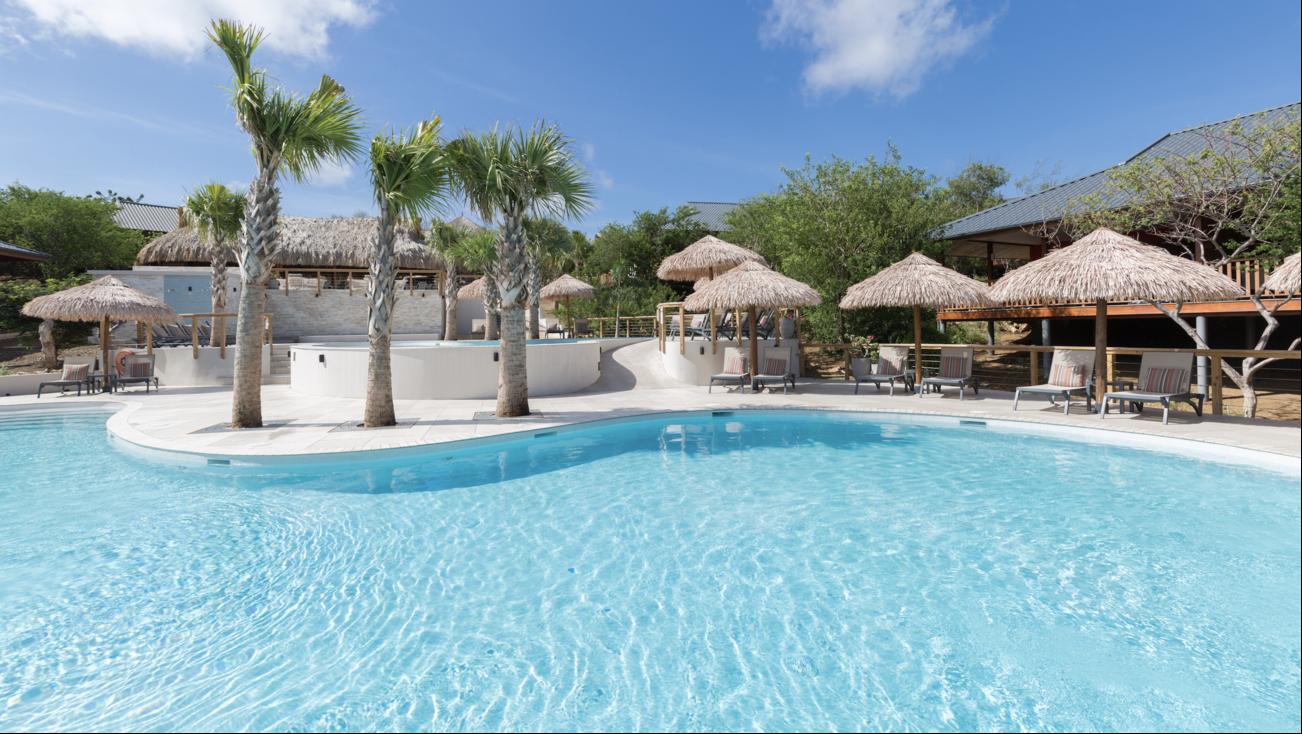 Swimming Pools | Morena Resort Curaçao